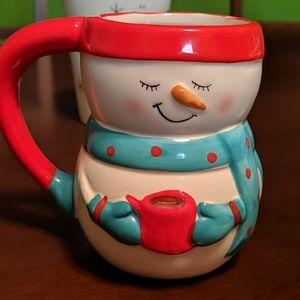 Snowman Coffee/Tea Mug
